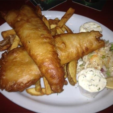 TWO PIECE FISH & CHIPS