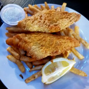 1 Piece Fish and Chips