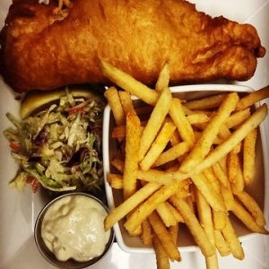 ONE PIECE FISH & CHIPS